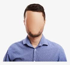 Uomo senza volto